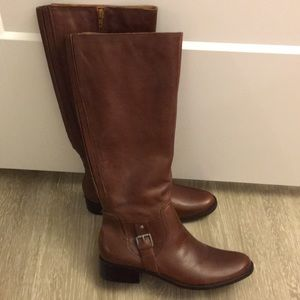 New without tags Matisse brown riding boots